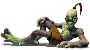 Downright Bizarre Games: Oddworld: Abe's Oddysee – He won't say a word