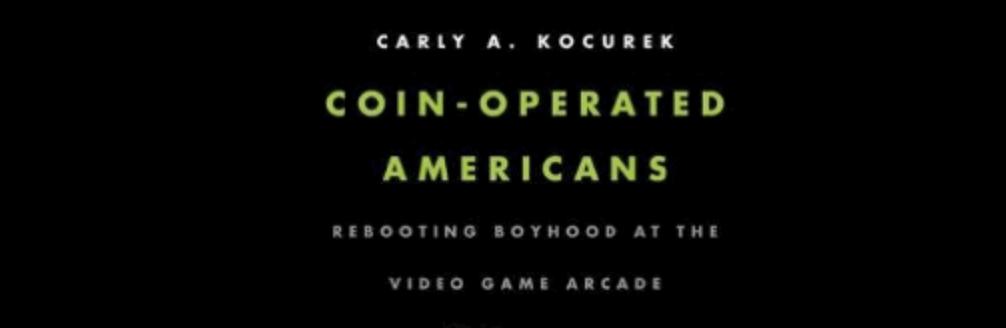 Carly Kocurek – Teacher, Author and Gamer