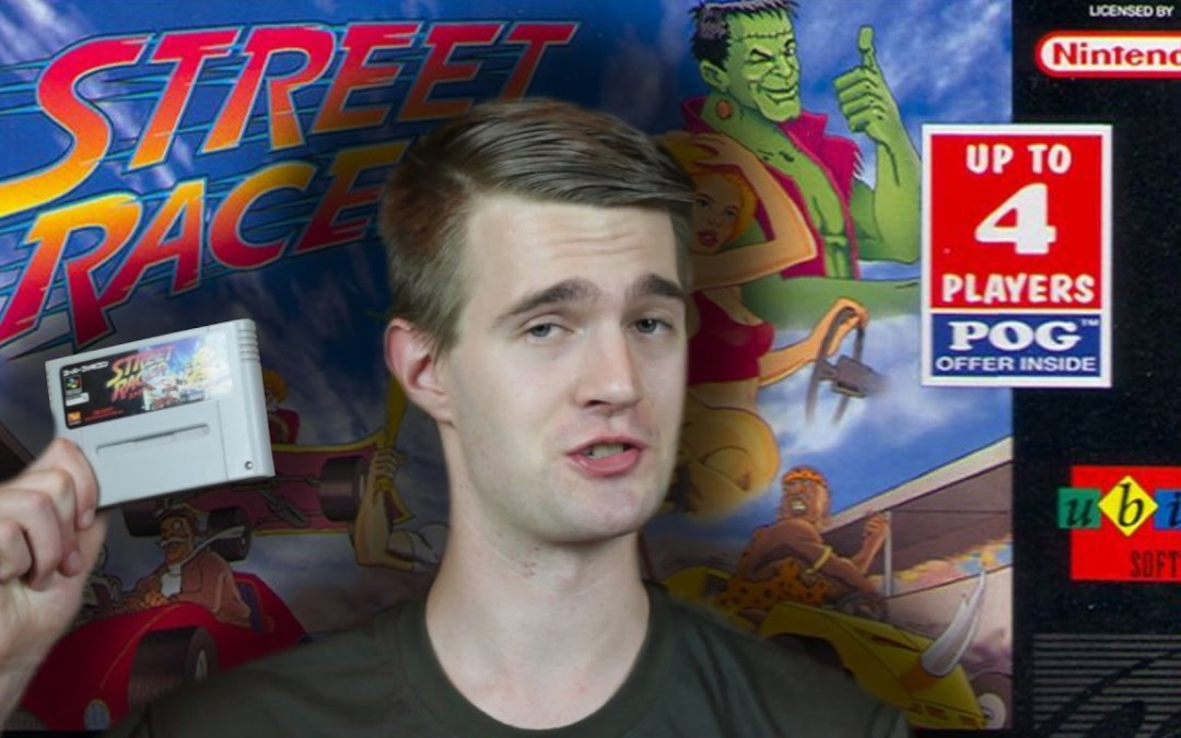 Street Racer for SNES Review
