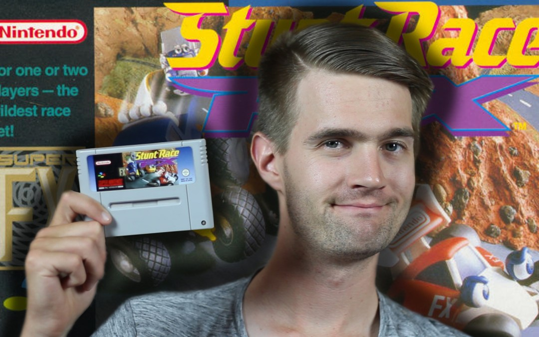 Stunt Race FX for SNES Review