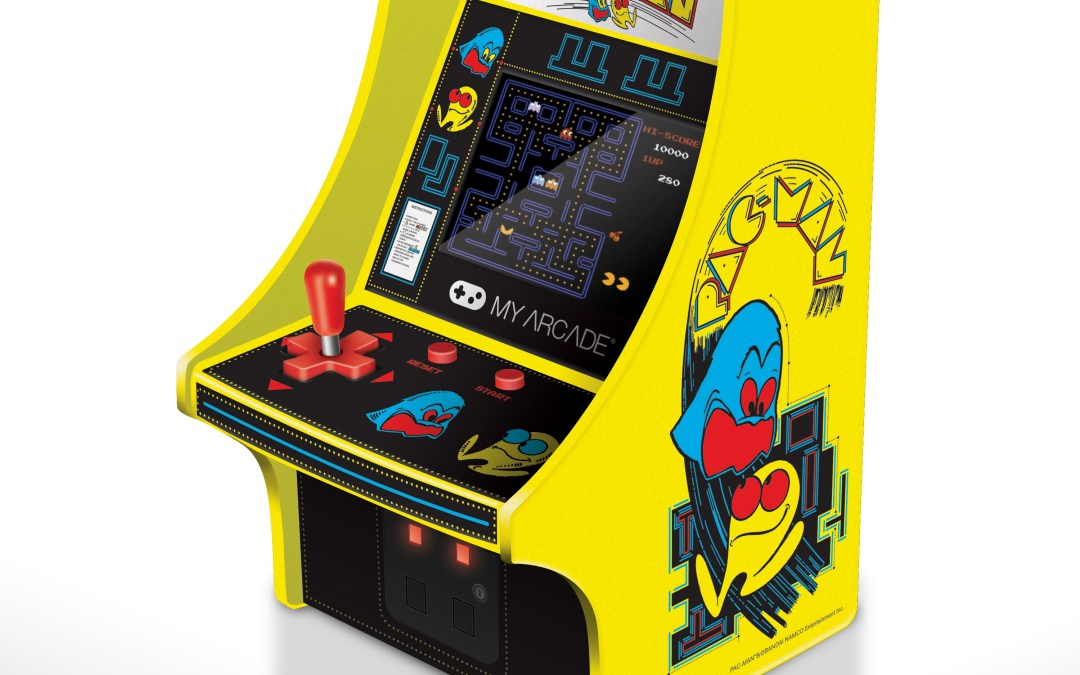 "My Arcade Dig Dug Retro 6/"" Mini Arcade"