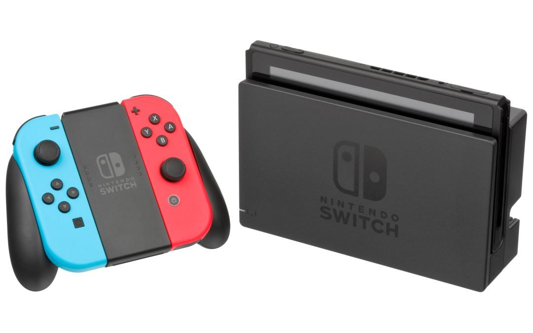 Five Fun Retro Time Killers on Switch