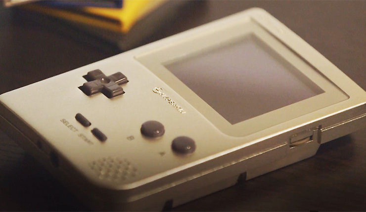 Hyperkin Developing Aluminium Aftermarket Game Boy