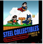 Steel Collectibles