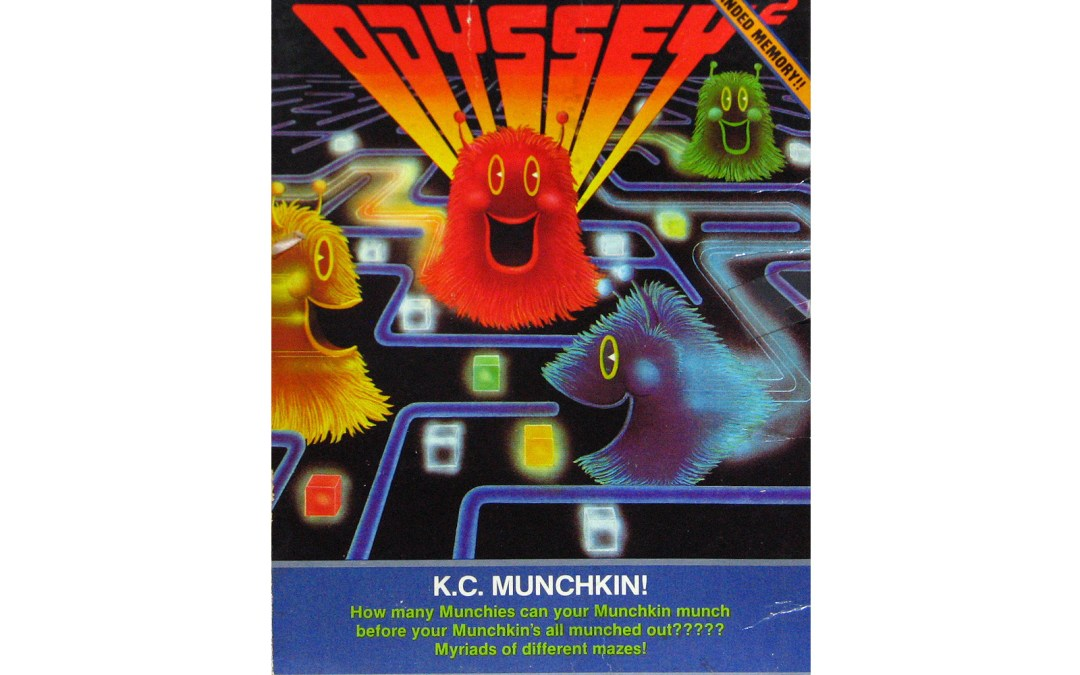 K.C. Munchkin (Odyssey²)