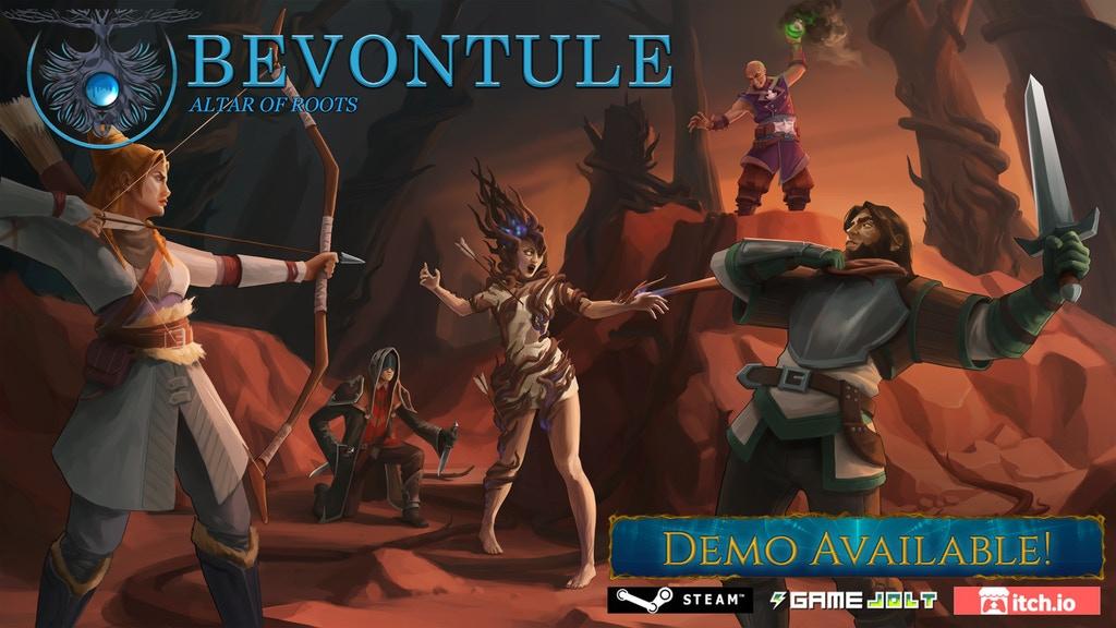 Old School Gamer Exclusive: Inside Bevontule: Altar of Roots