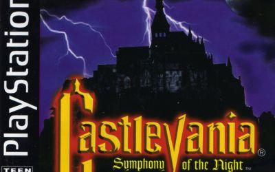 Castlevania: Symphony of the Night (PlayStation)