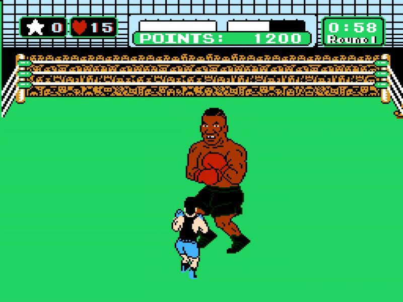 Image result for mike tyson's punch out