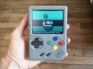 RetroStone – Ultimate RetroGaming Console:  Available on Kickstarter