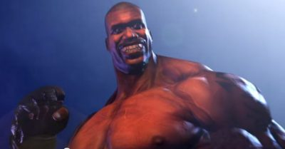 Shaq-Fu: A Legend Reborn:  Are You Shaqin' With Me?!?!?!?