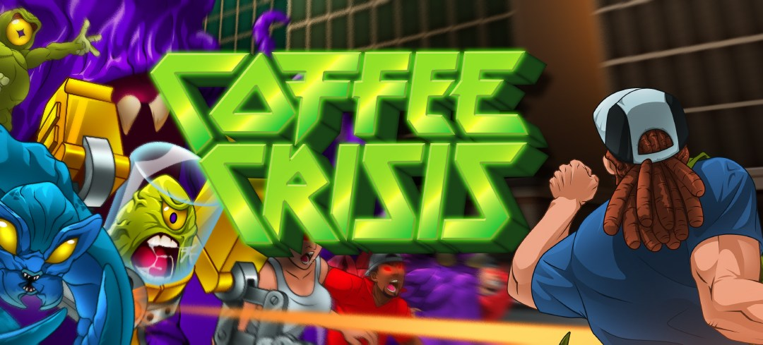 Old School Gamer Magazine Exclusive: Inside 'Coffee Crisis'