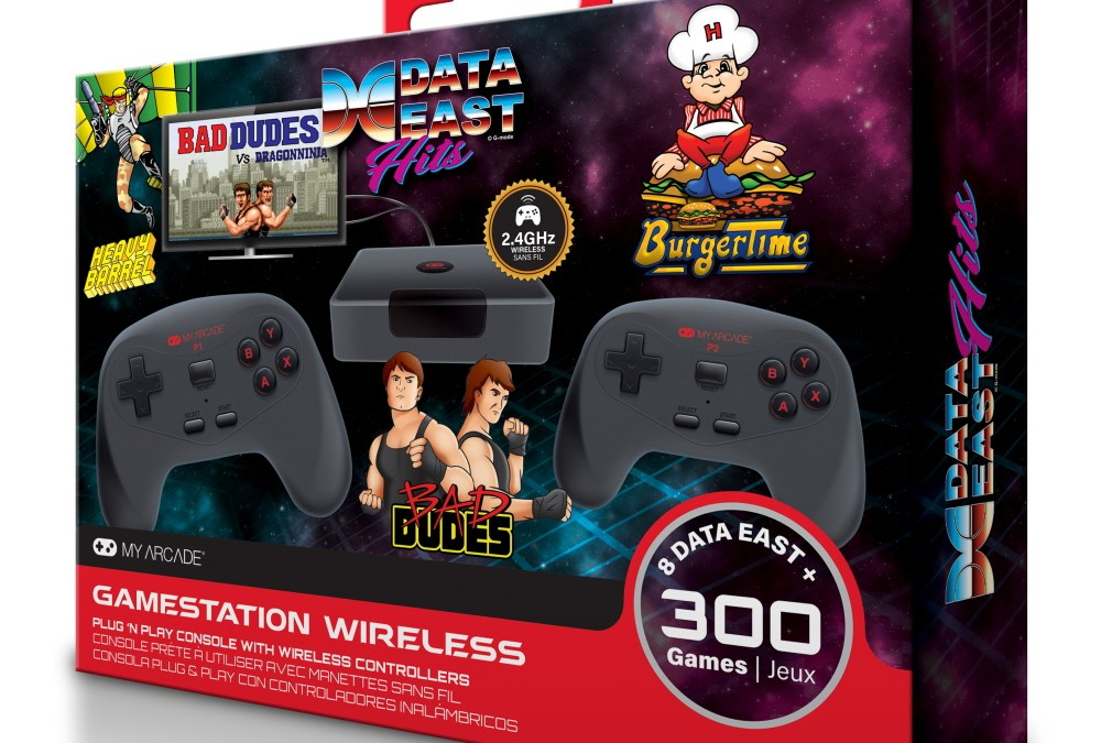 RETROSPECTIVE: DreamGEAR Data East Hits Gamestation Wireless Console
