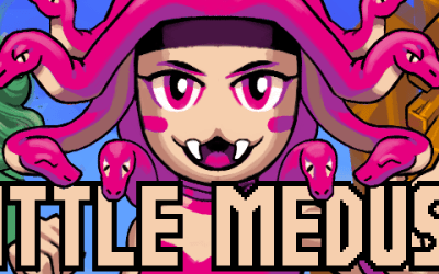 Old School Gamer Magazine Exclusive: Inside 'Little Medusa'