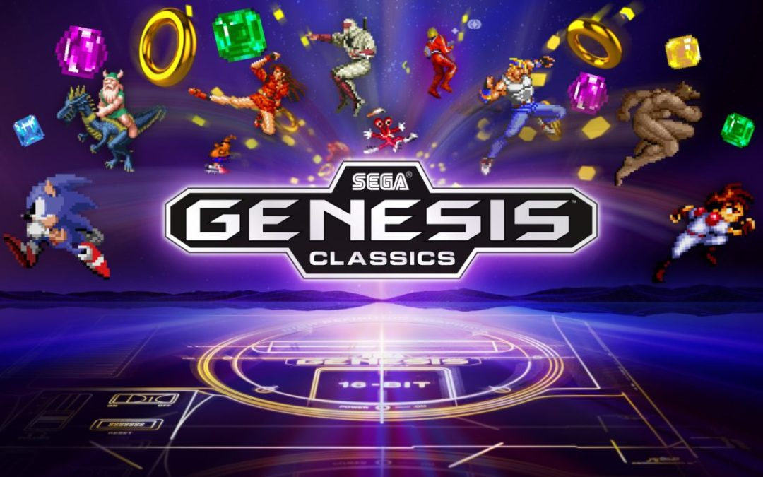 SEGA Genesis Classics Announced for PS4, Xbox One & Steam