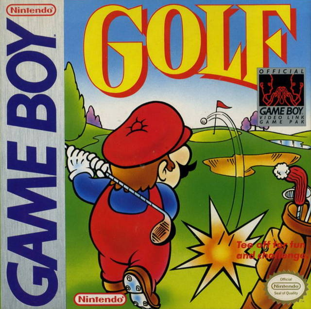 Mario Mania: Game Cameos for the Fan's Complete Collection – Golf (for Game Boy)