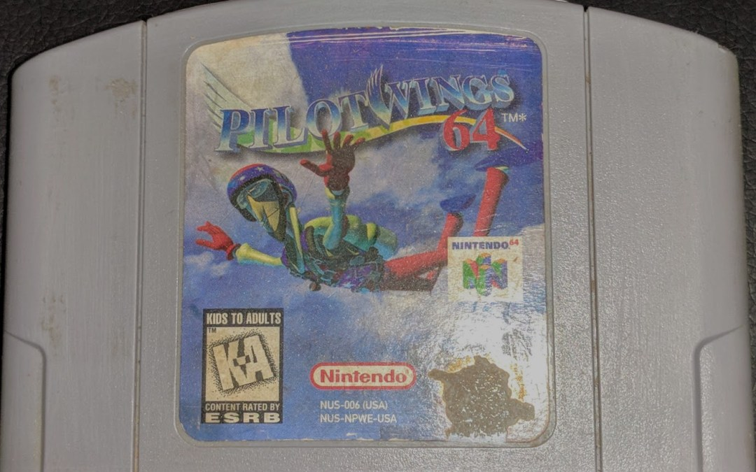 Nintendo 64 Chronicles [1] Super Mario 64 + Pilotwings 64