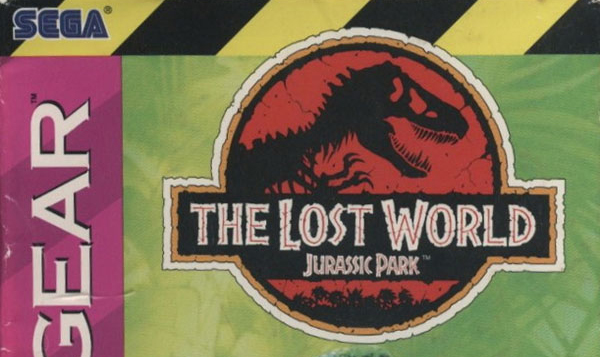The Last Official Release: Game Gear – The Lost World: Jurassic Park