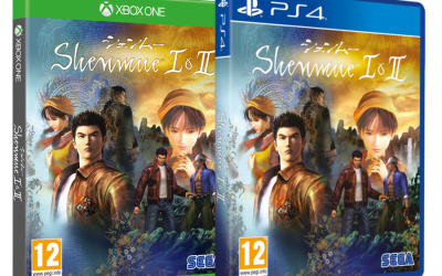 Shenmue I & II Re-Releasing Later This Year