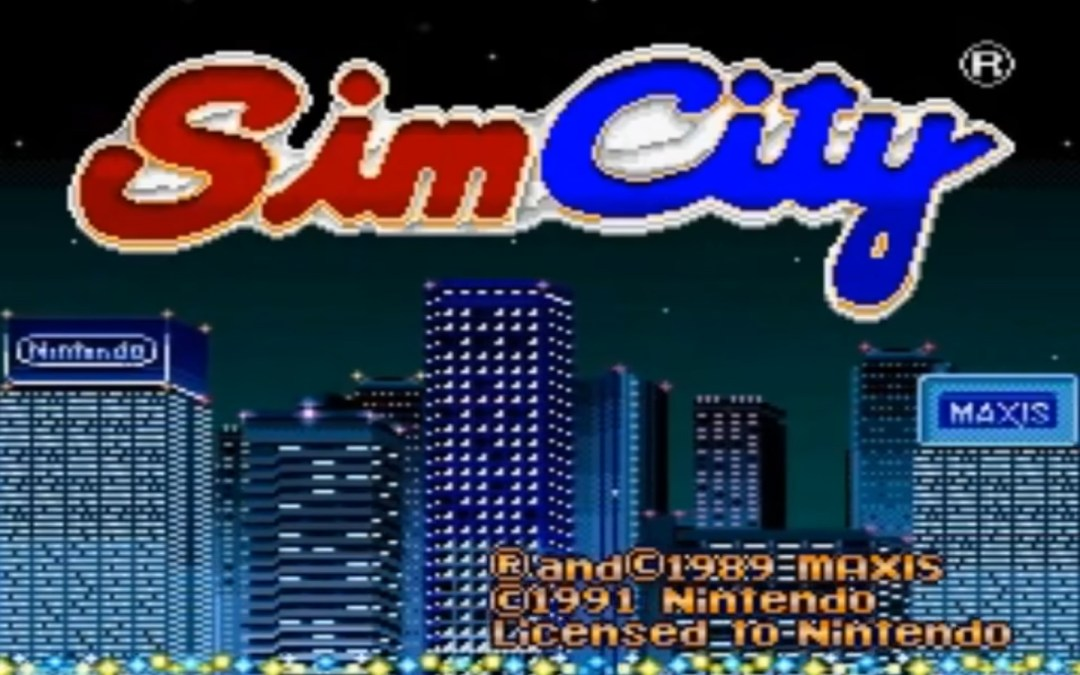 Mario Mania: Game Cameos for the Fan's Complete Collection – SimCity