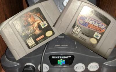 Nintendo 64 Chronicles [3] Wayne Gretzky's 3D Hockey & Killer Instinct Gold
