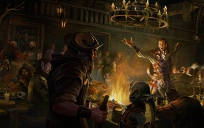 Old School Gamer Magazine Exclusive: Brian Fargo Talks 'Bard's Tale IV: Barrows Deep'