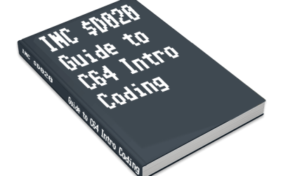 Old School Gamer Magazine Exclusive: Inside: 'INC $D020:Guide to C64 Intro Coding'