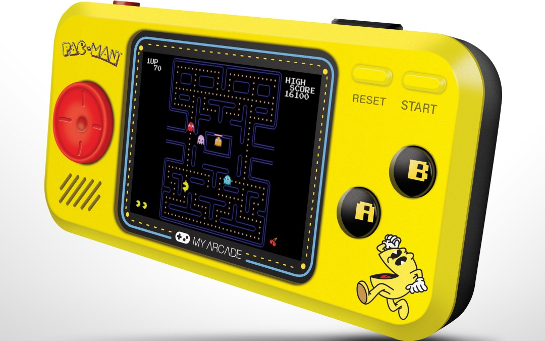 My Arcade® to launch classic BANDAI NAMCO Titles on two unique new portable devices