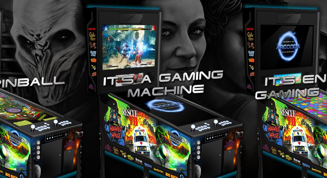 Only a few days remain…..for your video pinball!