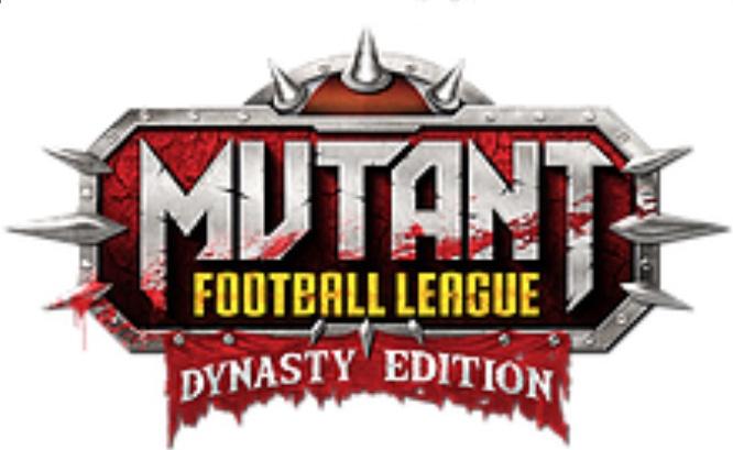 Mutant Football League Dynasty Edition Hits Retail Shelves This Fall