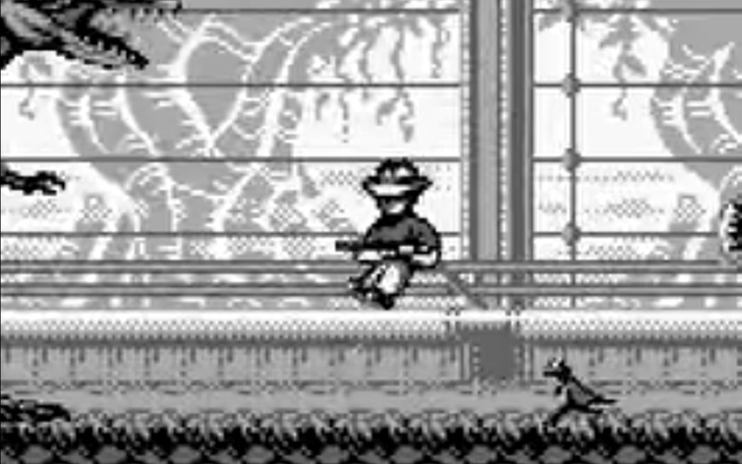 Great Games That Will (Probably) Never Be Released Again: Jurassic Park Part 2: The Chaos Continues for Game Boy by Ocean