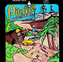 Pirate Adventure and the Story of Adventure International