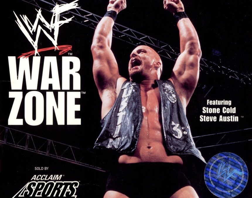 Great Games That Will (Probably) Never Be Released Again: WWF Warzone