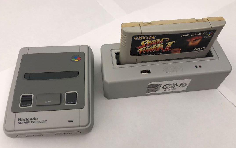 Unofficial SNES/NES Mini Peripheral Plays Original Cartridges