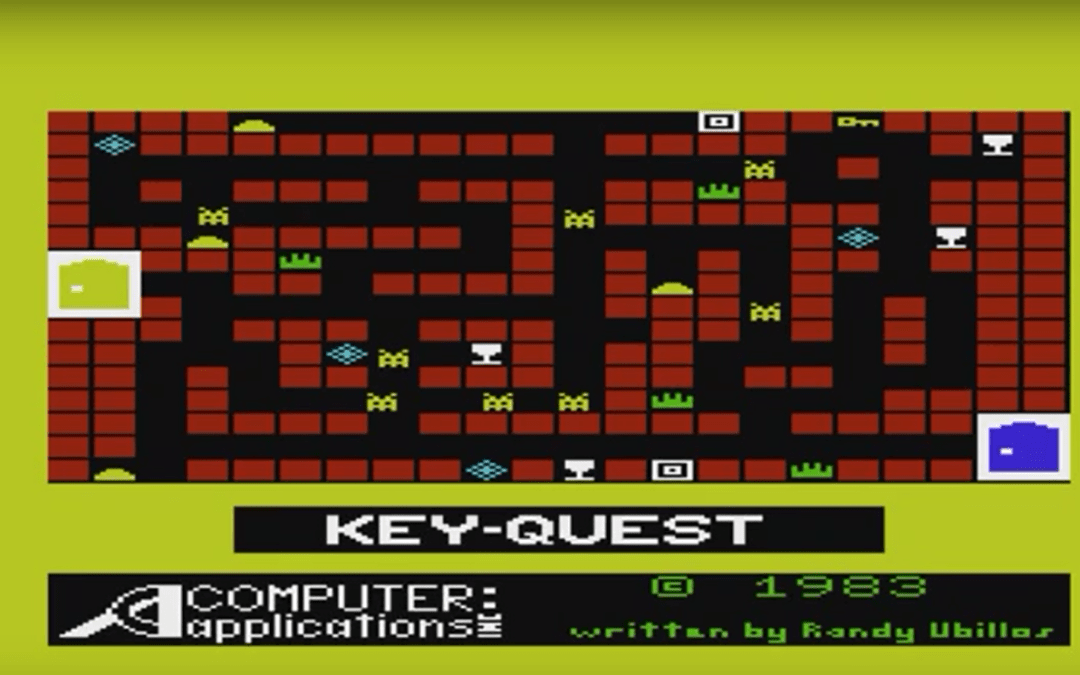 Key Quest: The Holy Grail of the VIC-20