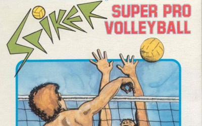 The Last Official Release: Intellivision – Spiker! Super Pro Volleyball (1989)