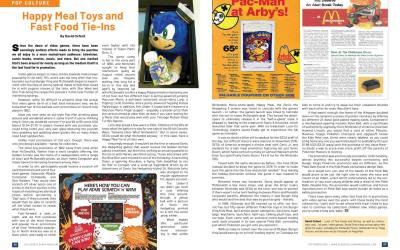 Happy Meal Toys and Fast Food Tie-Ins – By David Oxford