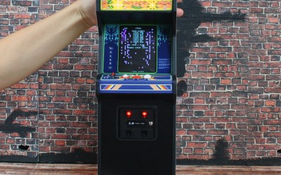 12-inch RepliCade X Centipede Arcade Cabinet Now Available From New Wave