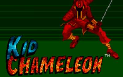 Kid Chameleon on the Sega Genesis