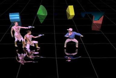 Time Traveler: Sega's Maddening Holographic Arcade Game