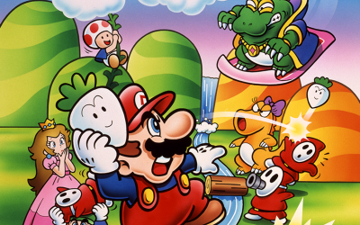 Celebrating 30 Years of Super Mario Bros. 2