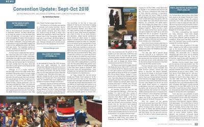 Convention Update: Sept-Oct 2018 – Old School Gamer Staff