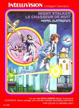 Lost In the Maze: Intellivision's Night Stalker