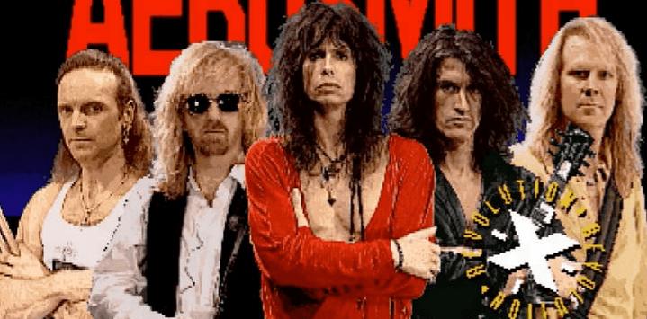 Revolution X: Saving Aerosmith..and Maybe the World