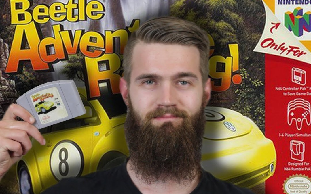 Beetle Adventure Racing! for N64 Review
