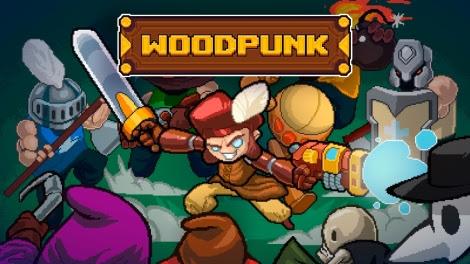 Old School Gamer Magazine Exclusive: Woodpunk Update