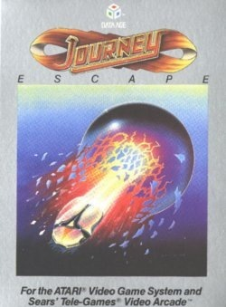Journey Escape: Steve Perry and the Atari 2600
