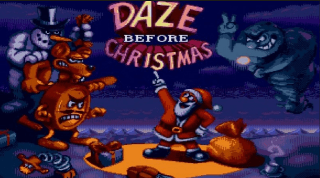 Daze Before Christmas: Claus and Anti-Claus