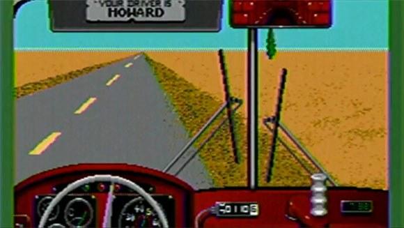 Penn & Teller's Desert Bus