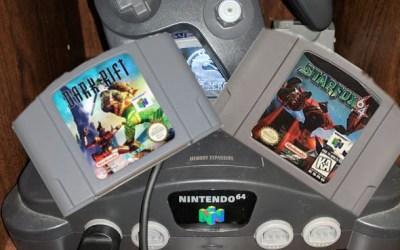 Nintendo 64 Chronicles [9] Dark Rift & Starfox 64