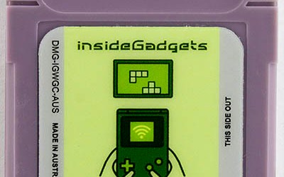 Use your Game Boy as a Gamepad with this Modified Cartridge